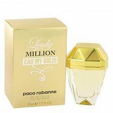 Buy Lady Million Eau My Gold Eau De Toilette Spray By Paco Rabanne