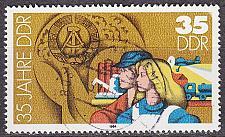 Buy GERMANY DDR [1984] MiNr 2901 ( OO/used )