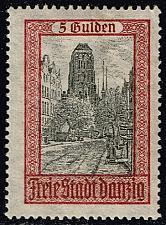 Buy Danzig #198 St. Mary's Church; Unused (2Stars) |DAN198-01XRP