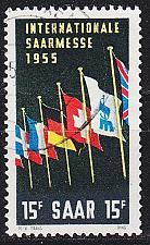 Buy GERMANY Saar [1955] MiNr 0359 ( O/used )