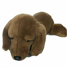 Buy Toys R Us Animal Alley Dachshund Weiner Dog Plush Stuffed Animal 2000 14.5""