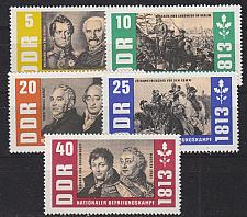 Buy GERMANY DDR [1963] MiNr 0988-92 ( **/mnh )