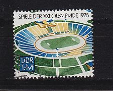 Buy GERMANY DDR [1976] MiNr 2132 ( OO/used ) Olympiade
