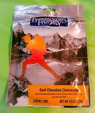 Buy Backpacker's Pantry DARK CHOCOLATE CHEESECAKE 4oz 2 SERVINGS Camp survival Food