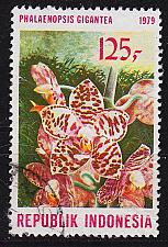Buy INDONESIEN INDONESIA [1979] MiNr 0925 ( O/used ) Blumen