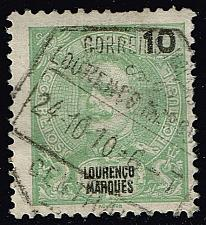 Buy Lourenco Marques #32 King Carlos; Used (0.30) (2Stars) |LOU032-04XRS