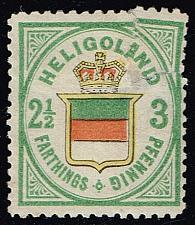 Buy Heligoland #20 Coat of Arms - Hamburg Reprint (0Stars) |HEL20R-02XRS