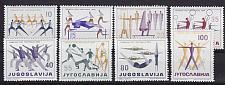 Buy JUGOSLAVIA [1959] MiNr 0900-07 ( **/mnh ) Sport