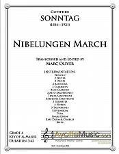 Buy Sonntag - Nibelungen Marsch