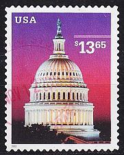 Buy USA [2002] MiNr 3625 ( OO/used ) Architektur