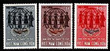 Buy VIETNAM SÜD SOUTH [1965] MiNr 0335-37 ( **/mnh )