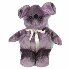 "Buy Kellytoy Beanpals Purple Mouse with Bow Plush Stuffed Animal 15"""