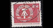 Buy GERMANY DDR [1980] MiNr 2550 ( OO/used )