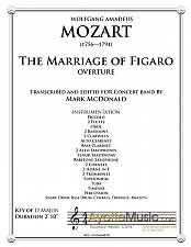 Buy Mozart - Overture to The Marriage of Figaro