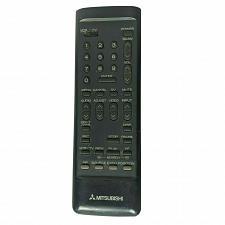 Buy Genuine Mitsubishi TV VCR Remote Control 939P347C50