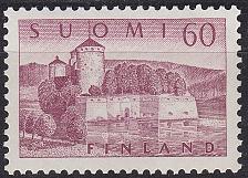 Buy FINLAND SOUMI [1957] MiNr 0475 ( **/mnh ) Architektur