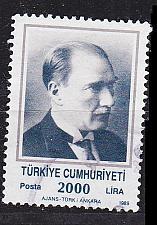 Buy TÜRKEI TURKEY [1989] MiNr 2862 A ( O/used )