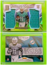 Buy DEVANTE PARKER DOLPHINS 2015 PANINI SPECTRA DUAL ROOKIE JERSEY REFRACTOR /199