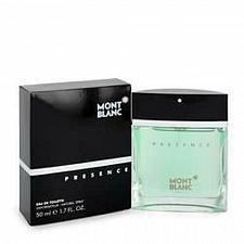 Buy Presence Eau De Toilette Spray By Mont Blanc