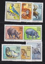 Buy GERMANY DDR [1975] MiNr 2030-37 ( **/mnh ) Tiere