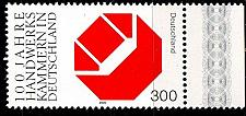Buy GERMANY BUND [2000] MiNr 2124 ( **/mnh )