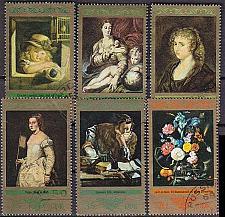 Buy GERMANY DDR [1973] MiNr 1892-97 ( OO/used ) Gemälde