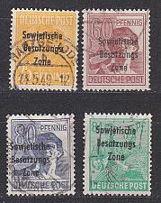 Buy GERMANY Alliiert SBZ [Allgemein] MiNr 0182 ex ( O/used ) [05]