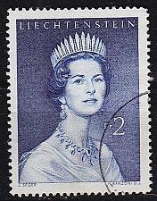Buy LIECHTENSTEIN [1960] MiNr 0402 ( O/used )
