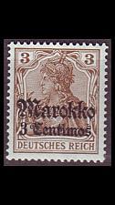 Buy GERMANY REICH Kolonien [Marokko] MiNr 0046 ( **/mnh )