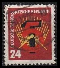 Buy GERMANY DDR [1951] MiNr 0293 ( OO/used )