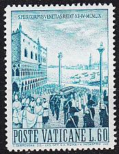 Buy VATIKAN VATICAN [1960] MiNr 0346 ( **/mnh )