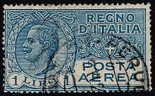 Buy Italy #C6 Victor Emmanuel III; Used (1Stars) |ITAC006-01