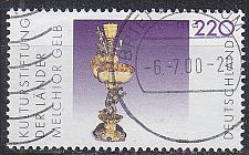 Buy GERMANY BUND [2000] MiNr 2108 ( O/used ) Kunst