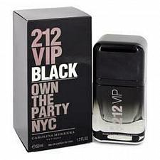 Buy 212 Vip Black Eau De Parfum Spray By Carolina Herrera