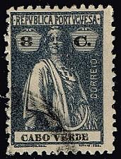 Buy Cape Verde #183D Ceres; Used (3Stars) |CPV0183D-02XRS