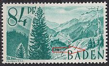 Buy GERMANY Alliiert Franz. Zone [Baden] MiNr 0012 yv I ( **/mnh )