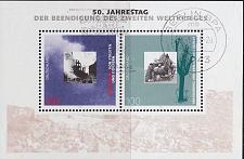 Buy GERMANY BUND [1995] MiNr 1794-95 Block 31 ( O/used )