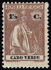 Buy Cape Verde #176 Ceres; Unused (3Stars) |CPV0176-02XRS