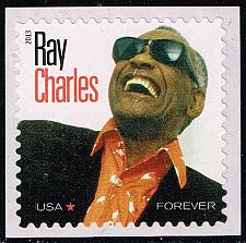 Buy US #4807 Ray Charles; MNH (5Stars) |USA4807-15