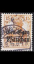 Buy GERMANY REICH Besetzung [Polen] MiNr 0011 ( O/used ) [02]