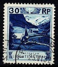 Buy LIECHTENSTEIN [1930] MiNr 0099 B ( O/used )