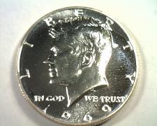 Buy 1969-S KENNEDY HALF DOLLAR GEM PROOF GEM PR NICE ORIGINAL COIN FROM BOBS COINS