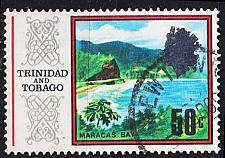 Buy TRINIDAD TOBAGO [1969] MiNr 0239 ( O/used ) Landschaft