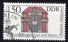Buy GERMANY DDR [1983] MiNr 2829 ( O/used ) Architektur