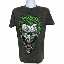 Buy Joker Face DC Comics Batman Ha Ha Ha Graphic T-Shirt Size Medium Short Sleeve