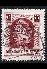 Buy GERMANY Saar [1925] MiNr 0102 ( O/used )