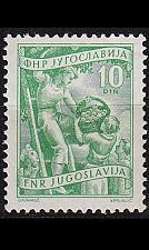 Buy JUGOSLAVIA [1952] MiNr 0721 ( **/mnh )
