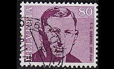 Buy SCHWEIZ SWITZERLAND [1971] MiNr 0959 ( O/used ) Persönlichkeiten