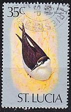 Buy ST. LUCIA [1976] MiNr 0390 ( O/used ) Vögel