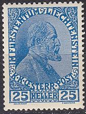 Buy LIECHTENSTEIN [1912] MiNr 0003 x ( */mh )